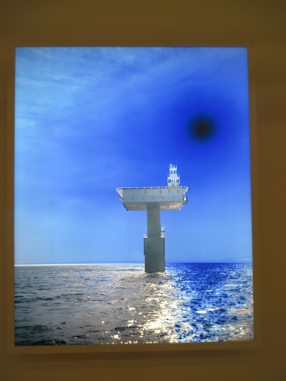 Catherine Yass, Lighthouse, 2011.