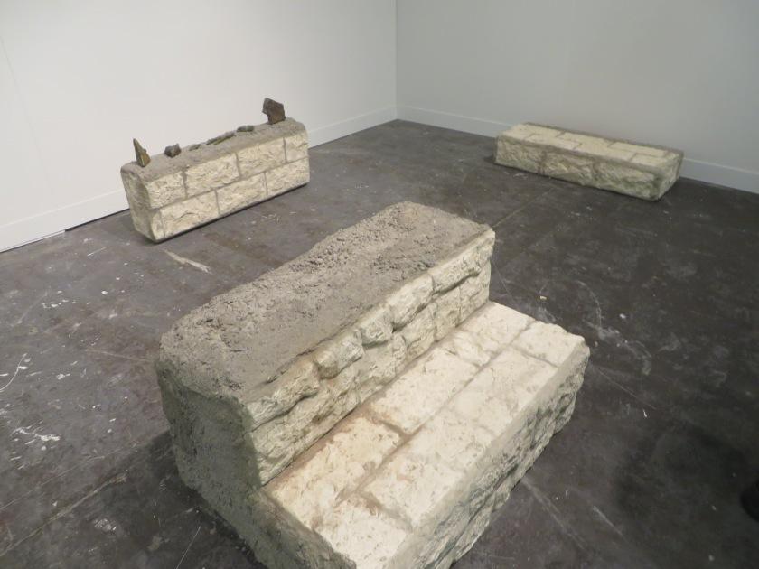 Jumana Manna, 'Menace of Origins', 2014, installation view, presented by CRG Gallery.
