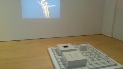 Sol LeWitt and Lucinda Childs' Dance