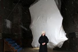 Riitta Ikonen at The Chimney.