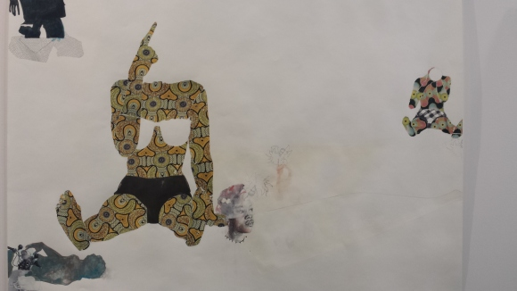 ruby onyinyechi amanze, works on paper
