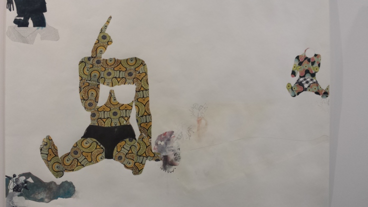 ruby onyinyechi amanze, works on paper