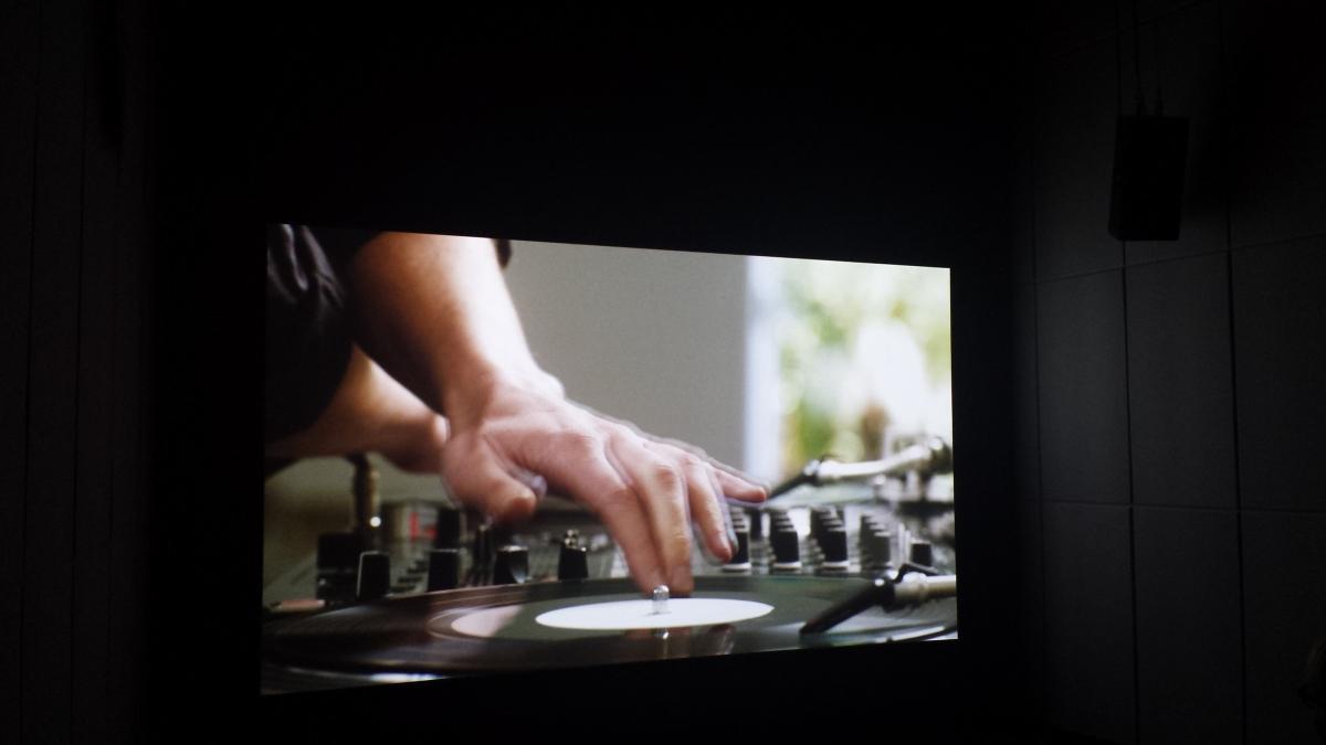 DJ Chloé  Thévenin in 'Unravel', 2013