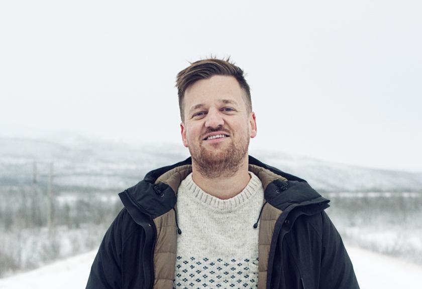 Director Simen Braathen photo Martin Rustad Johansen