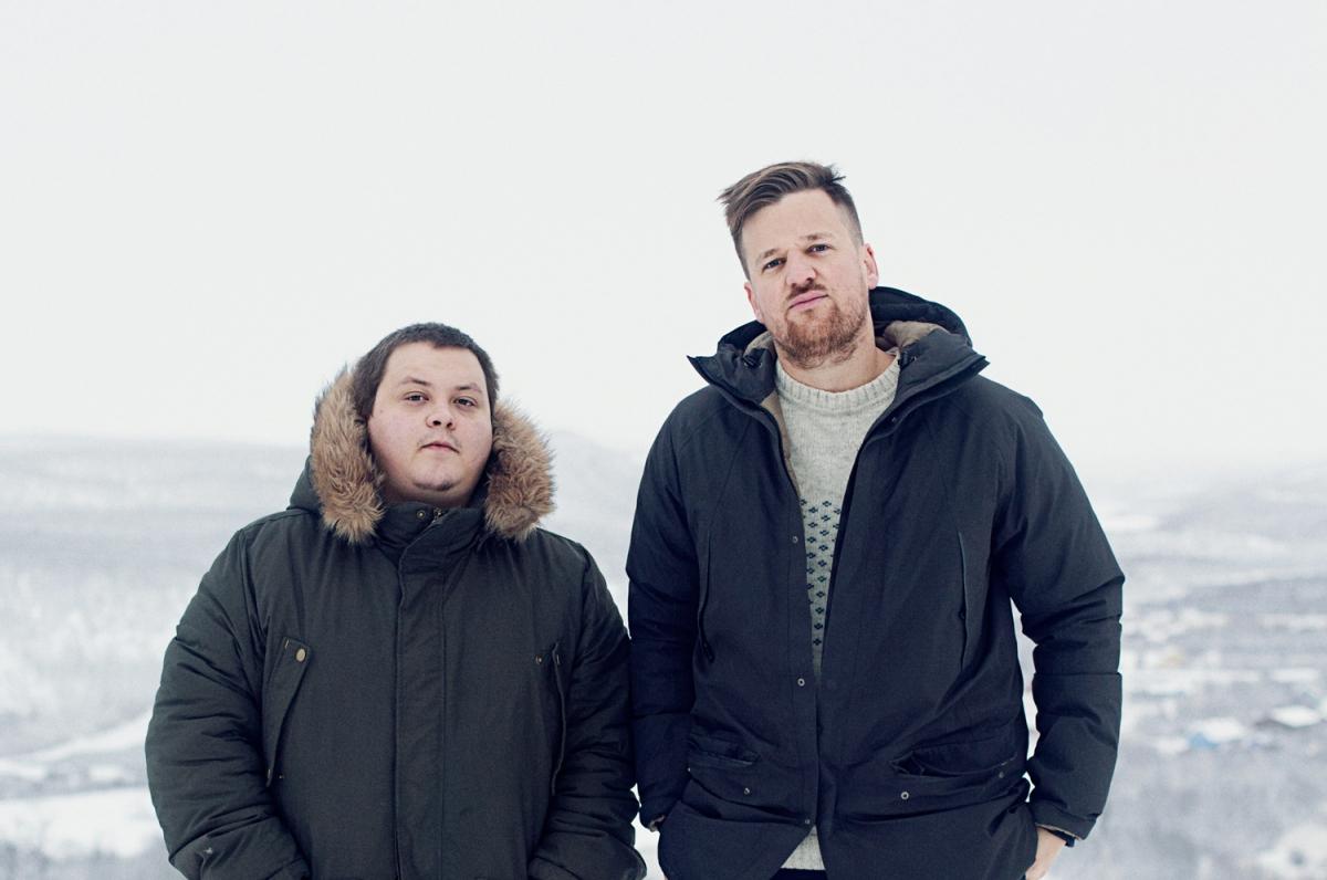SlinCraze and Simen Braathen. photo Martin Rustad Johansen