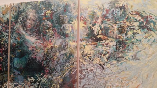 Teresa Dunn, Motherload -exhibition