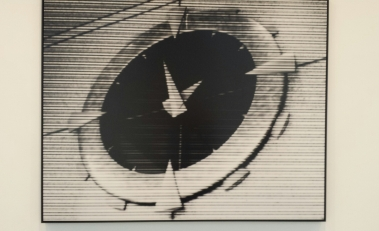 Bettina Pousttchi's clocks come from 24 different time zones.