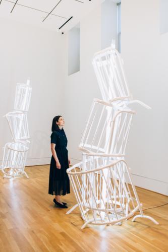 Bettina Pousttchi Double Monuments