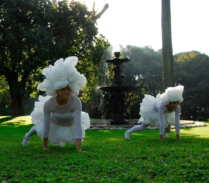 Moerae, Choreography Favela Vera Ortiz. Photo Julian Martinez Ricci.