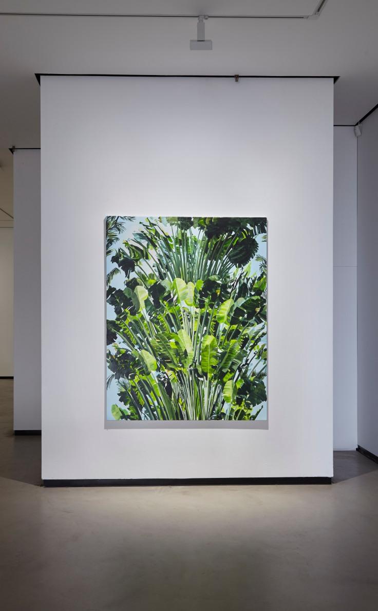 Tamara Piilola, installation view at Gallery Heino.