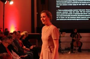 Riikka Talvitie (composer),Tuomari (The Judge's Wife), performance photo by Teemu Mäki, 2017 (2).
