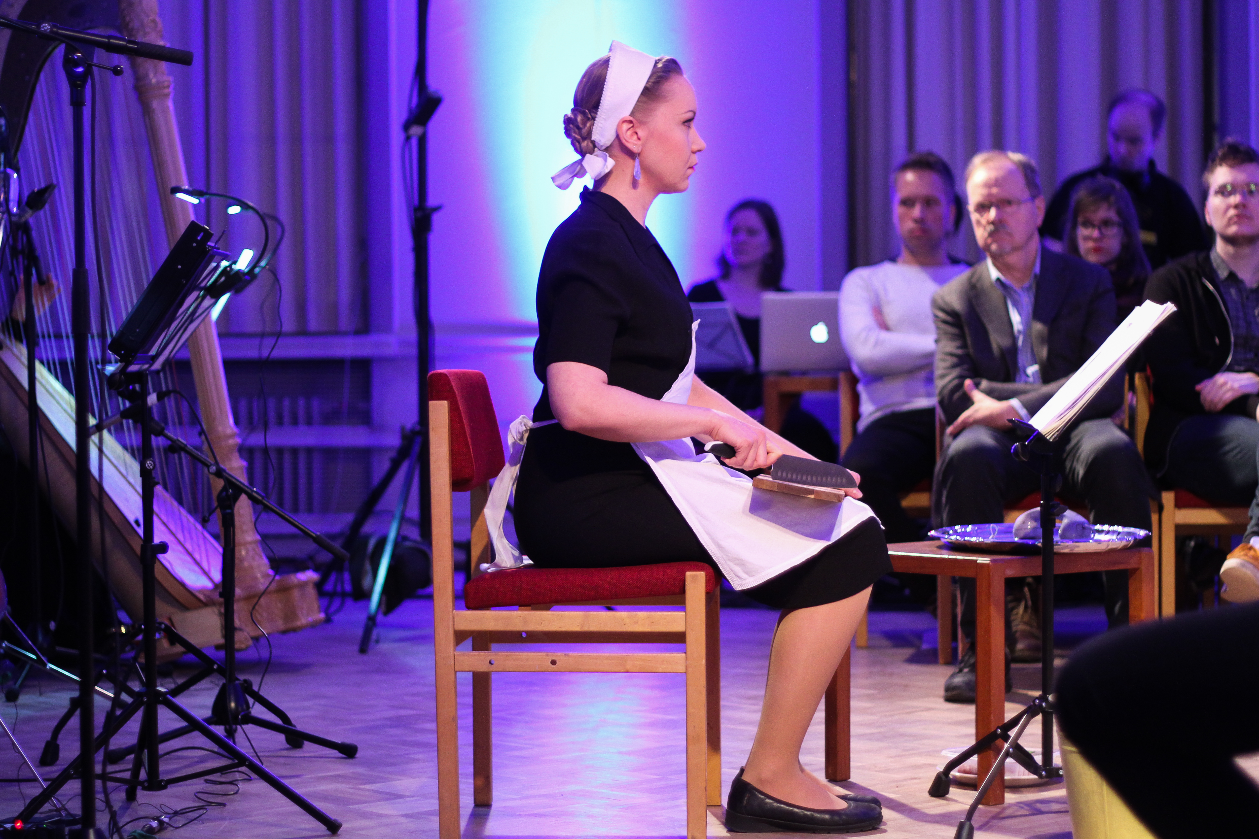 Riikka Talvitie: A Finnish composer